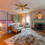 The Master Suite at Felicity Farms Bed & Breakfast